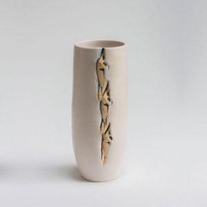 Split wood print